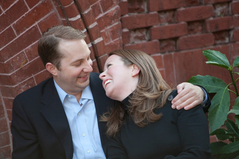 Eleanor and Mitch Engaged! | Northern Virginia Engagement Photographer