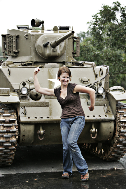 Tank Girl | Northern Virginia Photographer