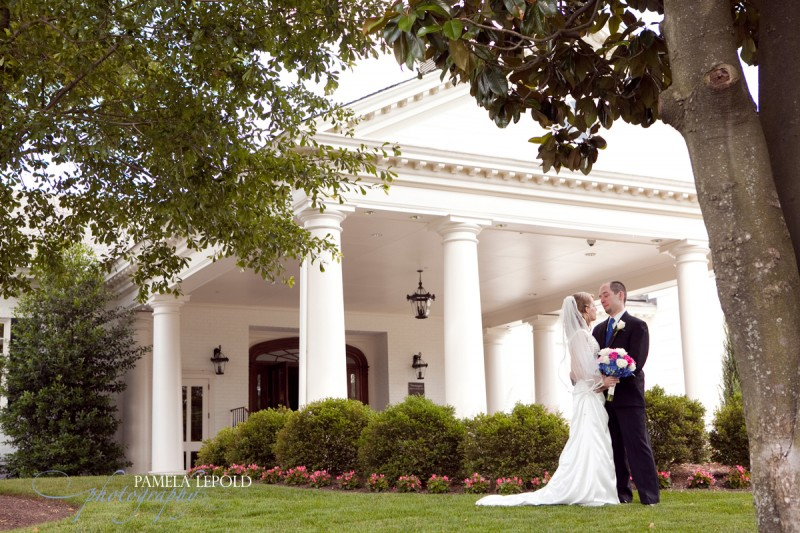 Laura + Aaron, Washington Golf and Country Club | Northern Virginia Wedding Photographer