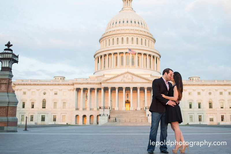 01 DC Engagement Photos Lepold Photography
