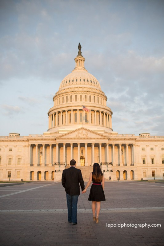 04 DC Engagement Photos Lepold Photography