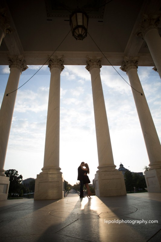 09 DC Engagement Photos Lepold Photography