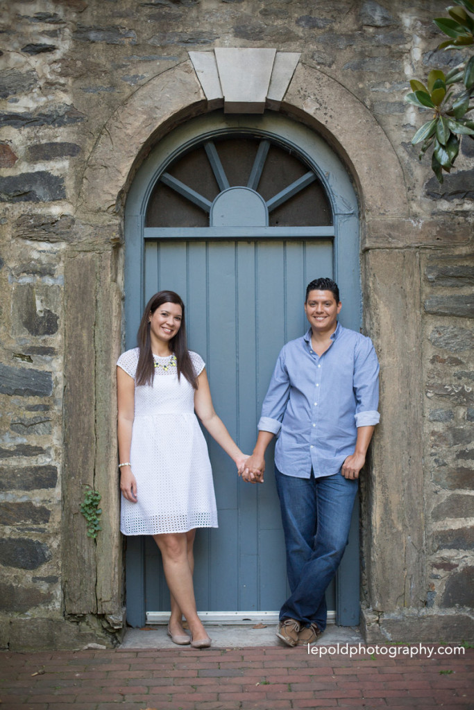 01 Old Town Engagement LepoldPhotography