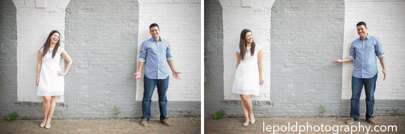 09 Old Town Engagement LepoldPhotography
