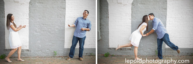 11 Old Town Engagement LepoldPhotography