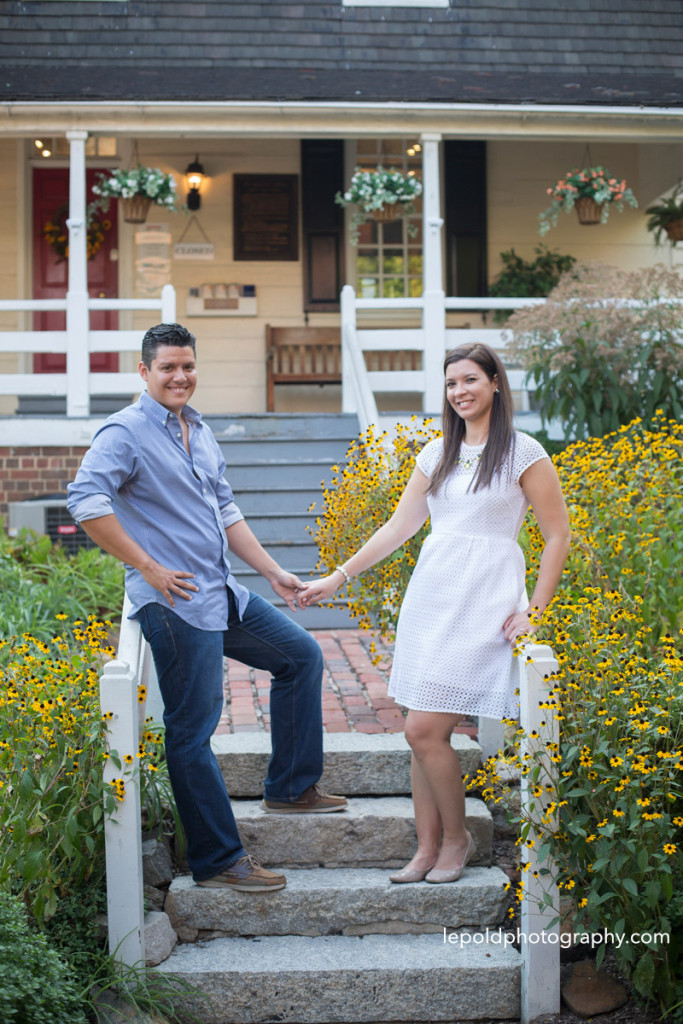 19 Old Town Engagement LepoldPhotography