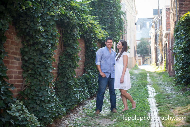 23 Old Town Engagement LepoldPhotography