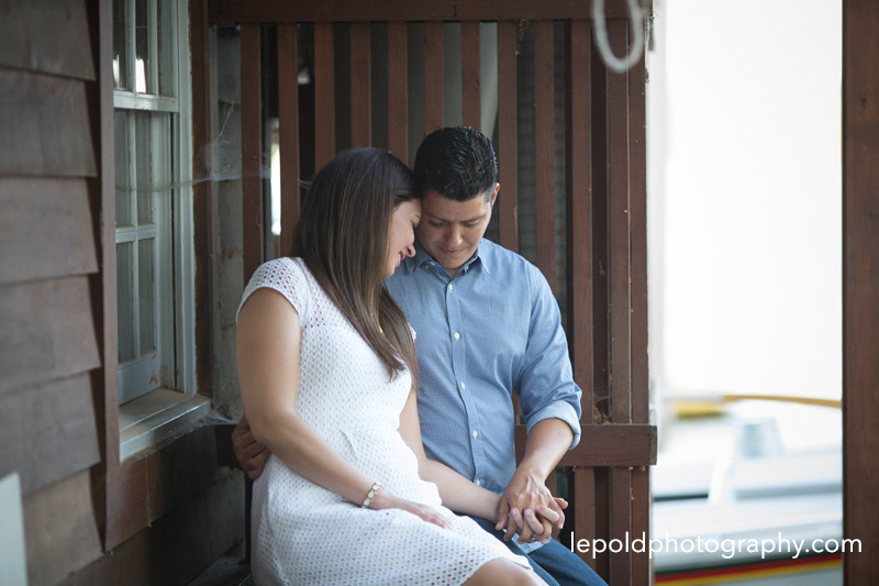 40 Old Town Engagement LepoldPhotography
