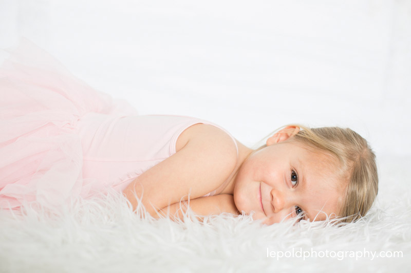 Snow Day Silliness | Fairfax Family Photographer
