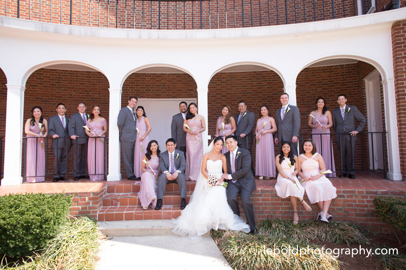 059 Ft Belvoir Officers Club Wedding Lepold Photography