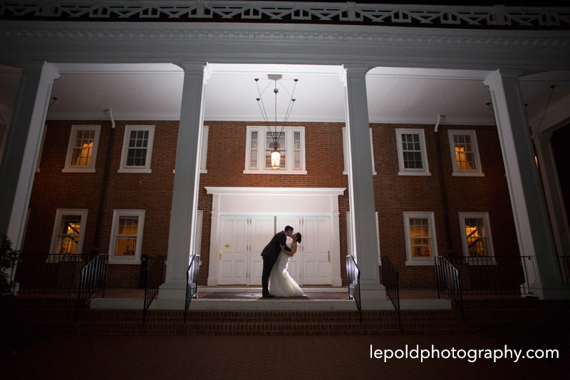 113 Ft Belvoir Officers Club Wedding Lepold Photography