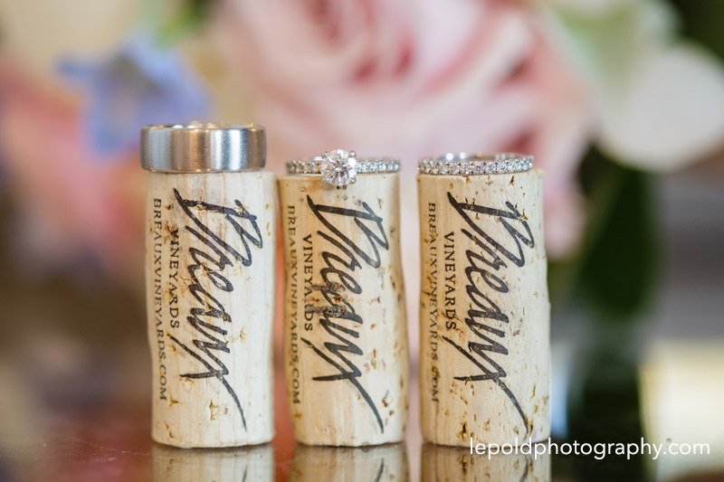 008 Breaux Vineyard Wedding Lepold Photography