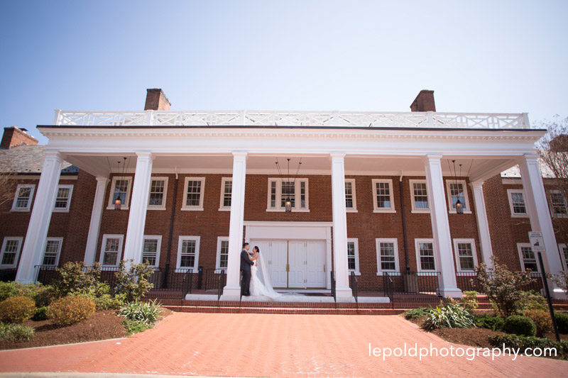 026 Ft Belvoir Officers Club Wedding Lepold Photography