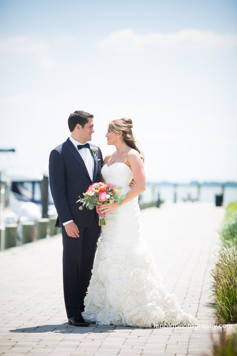 038 Chesapeake Bay Beach Club Wedding LepoldPhotography