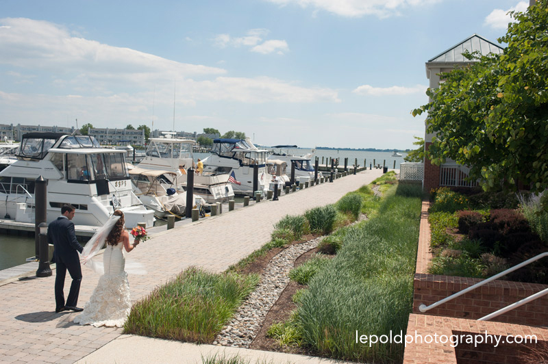 039 Chesapeake Bay Beach Club Wedding LepoldPhotography