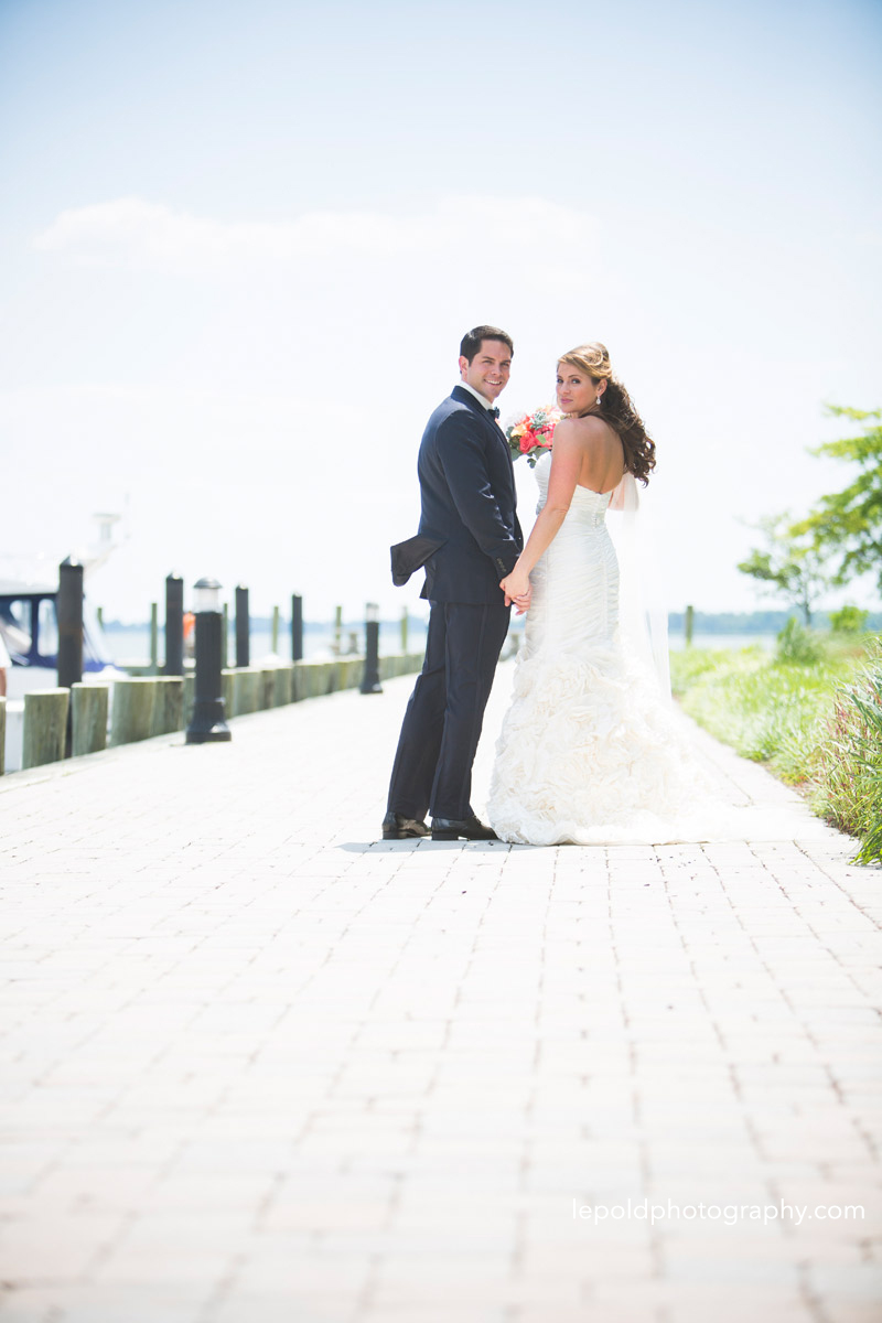 043 Chesapeake Bay Beach Club Wedding LepoldPhotography