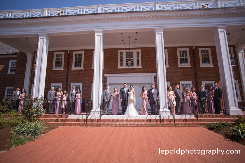 056 Ft Belvoir Officers Club Wedding Lepold Photography