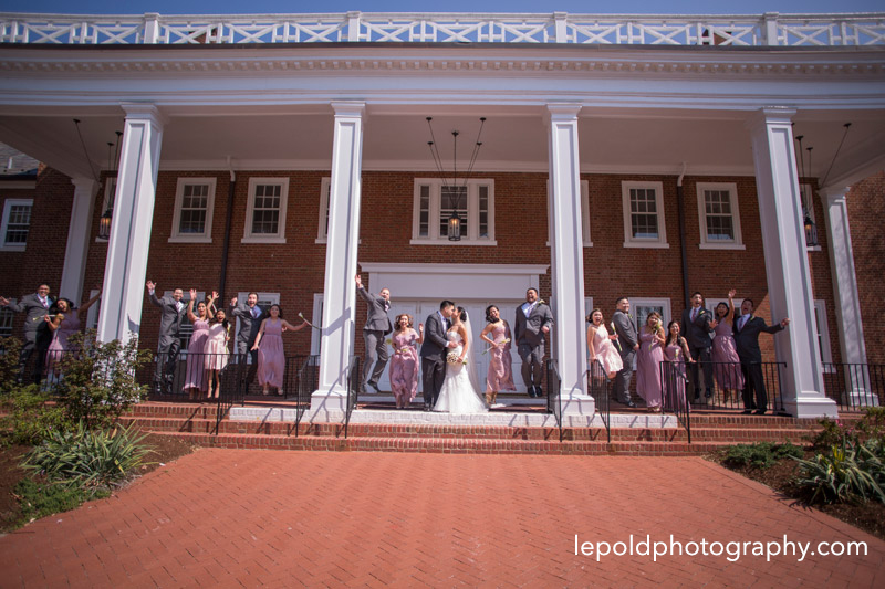 057 Ft Belvoir Officers Club Wedding Lepold Photography