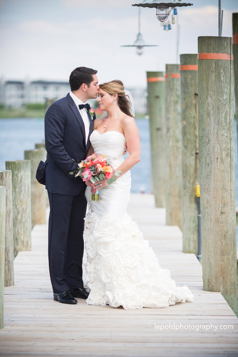 073 Chesapeake Bay Beach Club Wedding LepoldPhotography