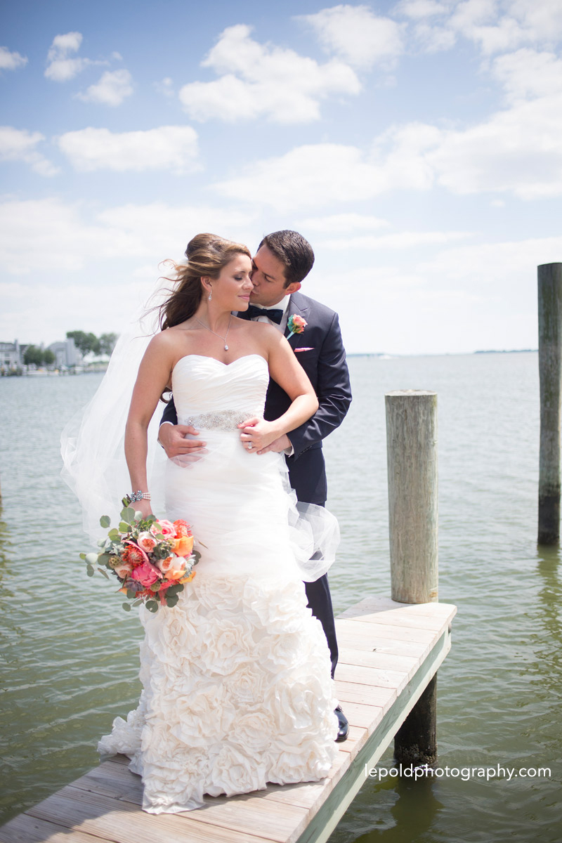 074 Chesapeake Bay Beach Club Wedding LepoldPhotography