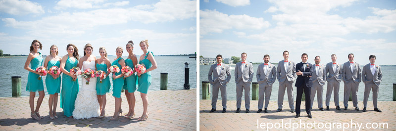 083 Chesapeake Bay Beach Club Wedding LepoldPhotography