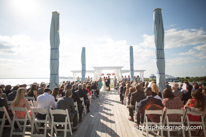 141 Chesapeake Bay Beach Club Wedding LepoldPhotography