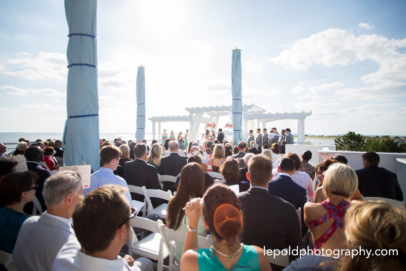 143 Chesapeake Bay Beach Club Wedding LepoldPhotography