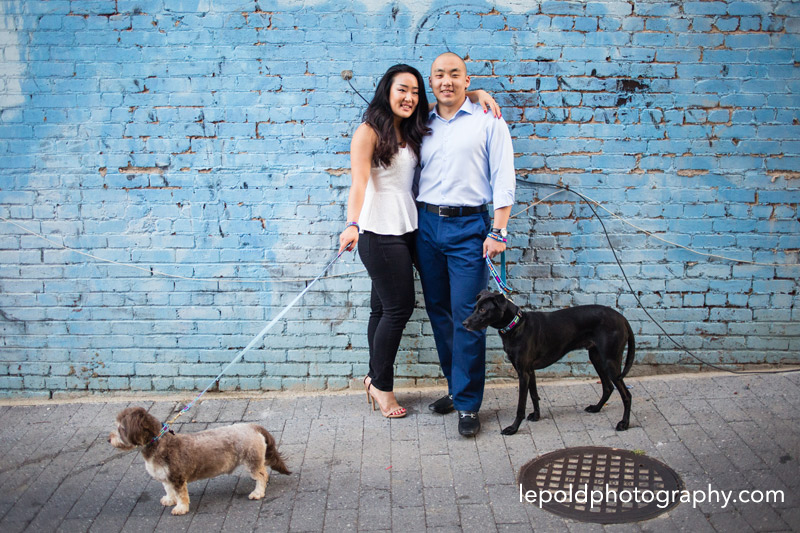 Sihyun + Rachel Engaged | DC Engagement Session