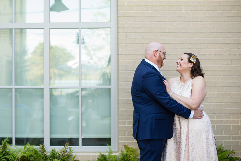 Emily + Mark | Old Town Alexandria Wedding