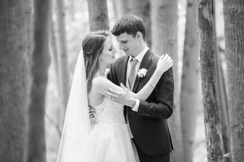Carly + Yoan | Dreamy Fairytale Wedding at Woodend Sanctuary