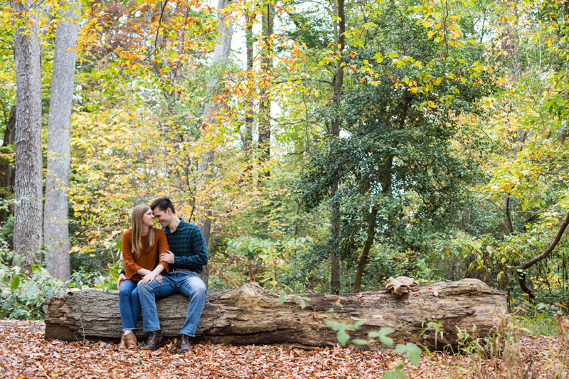 Megan + Mitch Engaged | NOVA Wedding Photographer