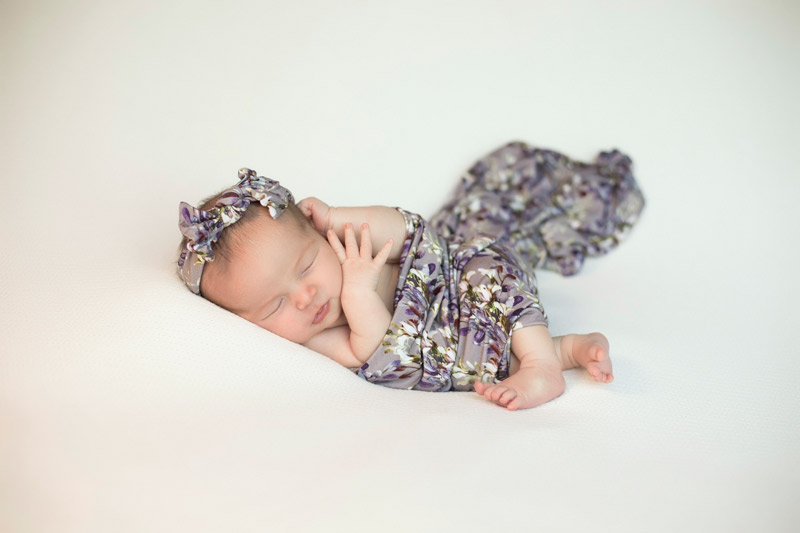 Maylie Newborn Portraits | NOVA Newborn Photographer